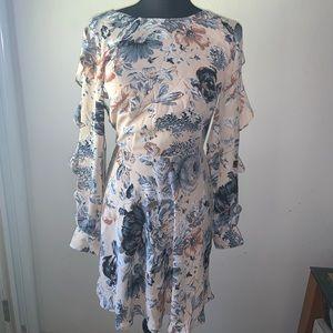 Ali & Jay floral print  Dress